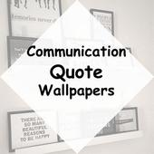 Communication Quote Wallpapers icon