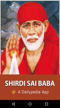 Shirdi Sai Baba Daily poster