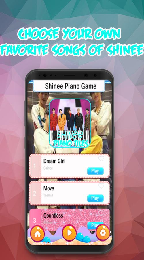 Shinee Piano Game for Android - APK Download