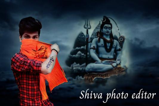 Shiv Photo Editor : Shiv Photo Frames poster