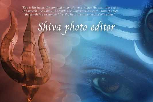 Shiv Photo Editor : Shiv Photo Frames screenshot 2