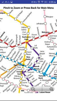 delhi metro route map 2019 download