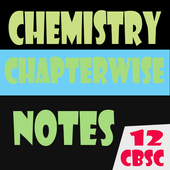 class 12th chemistry notes icon