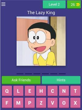 Doraeman : Trivia Game screenshot 8