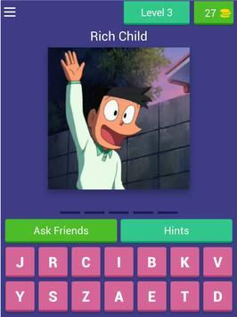 Doraeman : Trivia Game screenshot 9