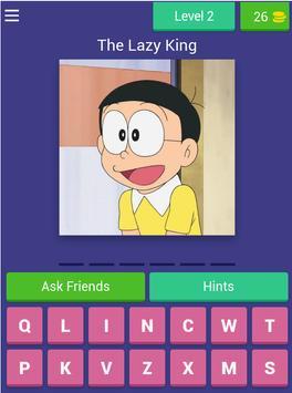 Doraeman : Trivia Game screenshot 14