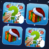 Christmas Card Puzzle Game 2018 icon