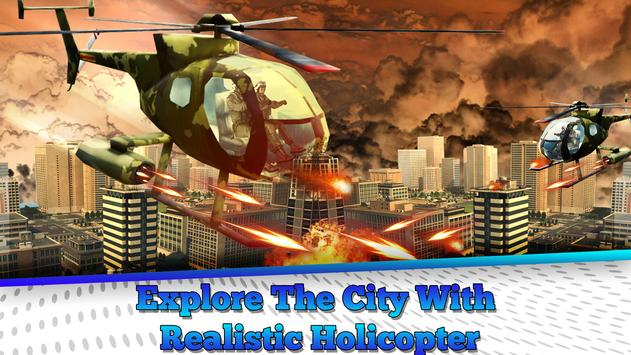 Realistic Helicopter Simulator poster