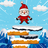 Christmas Santa Claus Jump : The Adventure Game icon