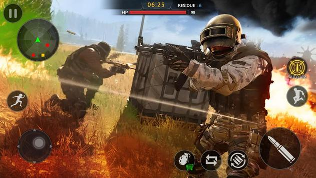 Modern Strike : Multiplayer FPS - Critical Action screenshot 1