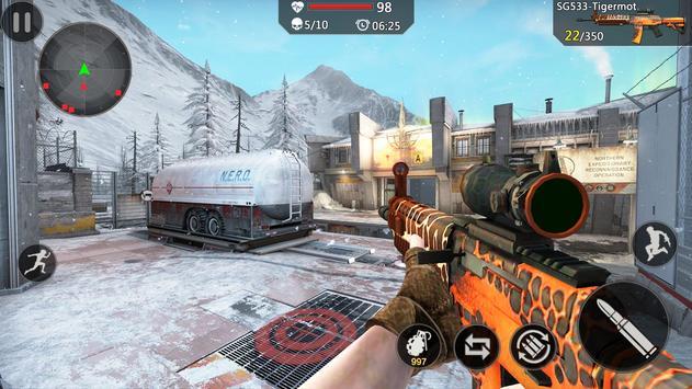 Modern Strike captura de pantalla 1