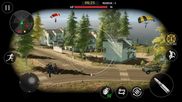 Modern Strike : Multiplayer FPS - Critical Action screenshot 3