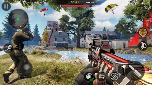 Modern Strike : Multiplayer FPS - Critical Action screenshot 4