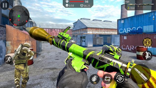 Modern Strike captura de pantalla 5