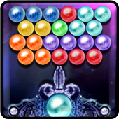 Install Game Puzzle android  intelektual Shoot Bubble Deluxe terbaik