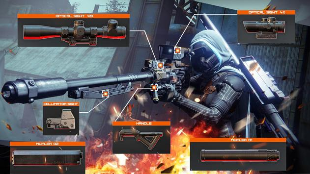 3D Sniper Shooter Legend poster