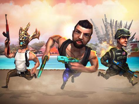 Mini Shooters: Battleground Shooting Game screenshot 8