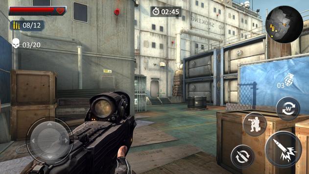 Secret Sniper Action screenshot 2