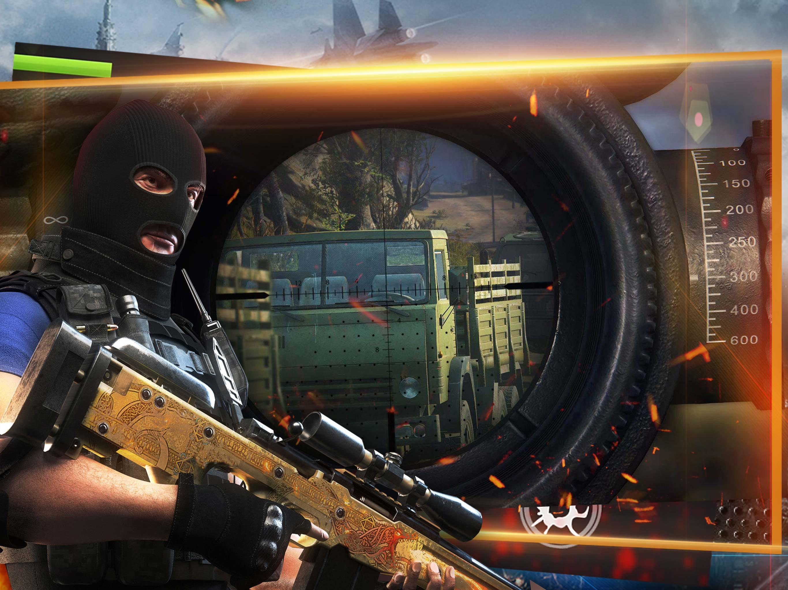 Sniper 3D Shooter- Gun Shooting Games for Android - APK Download