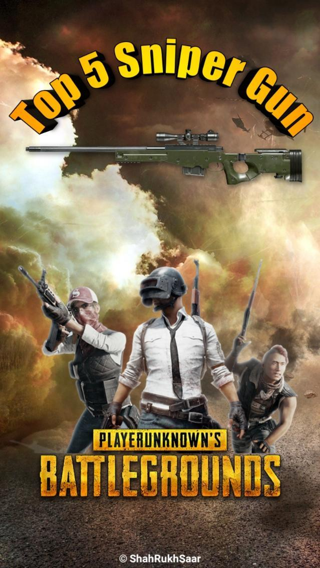 PUBG Top 5 Sniper Guns for Android - APK Download