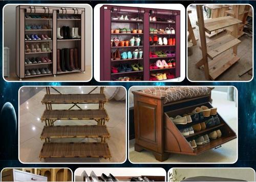 shoe rack model screenshot 2