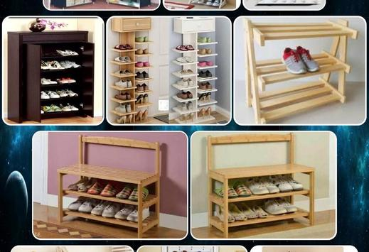 shoe rack model screenshot 7