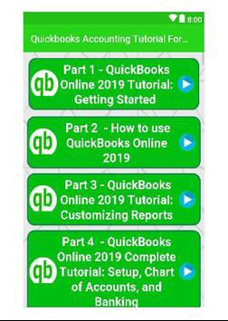 Quickbooks Accounting Tutorial For Beginners poster