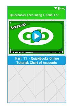 Quickbooks Accounting Tutorial For Beginners screenshot 5