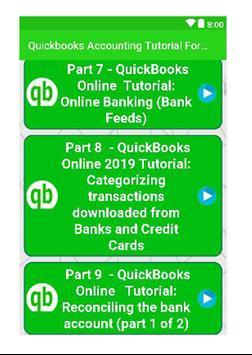 Quickbooks Accounting Tutorial For Beginners screenshot 6