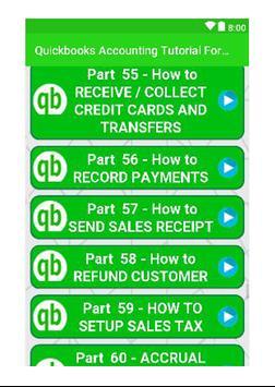Quickbooks Accounting Tutorial For Beginners screenshot 7