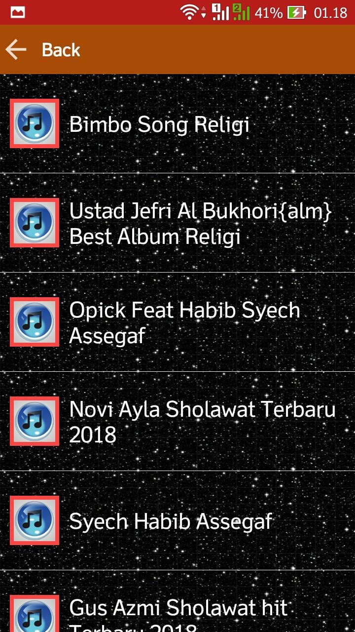 Sholawat Nabi Mp3 For Android Apk Download