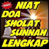 Bacaan Niat Sholat Sunnah Lengkap icon