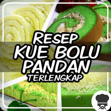 Resep Kue Bolu Pandan Terlengkap poster