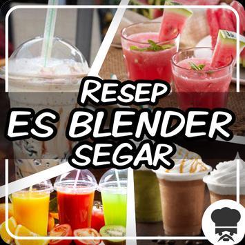 Resep Es Blender Segar poster