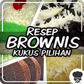 Resep Kue Brownis Kukus Pilihan icon