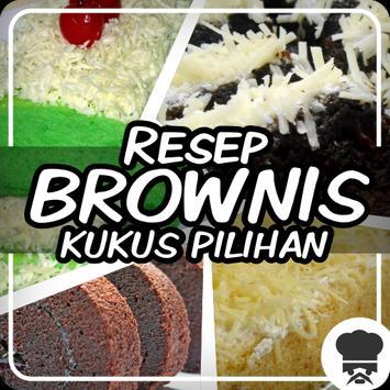 Resep Kue Brownis Kukus Pilihan screenshot 3