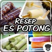 Resep Es potong Segar icon