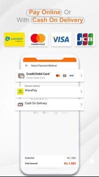 Online Shopping App In Myanmar - Shop.com.mm स्क्रीनशॉट 4