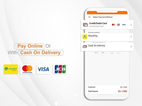 Online Shopping App In Myanmar - Shop.com.mm स्क्रीनशॉट 17