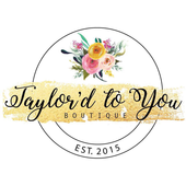 Taylor'd To You Boutique icon