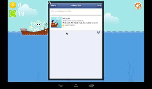 Fish Or Die! screenshot 15