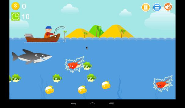 Fish Or Die! screenshot 1