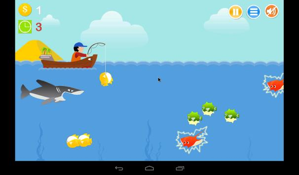 Fish Or Die! screenshot 2