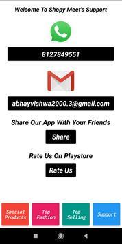 Shopy Meet screenshot 3