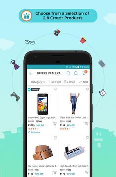 ShopClues स्क्रीनशॉट 1