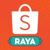Raya Bersama Shopee ikon