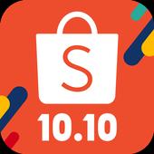 Shopee ícone