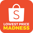 ShopeeSG: Lowest Price Madness icon