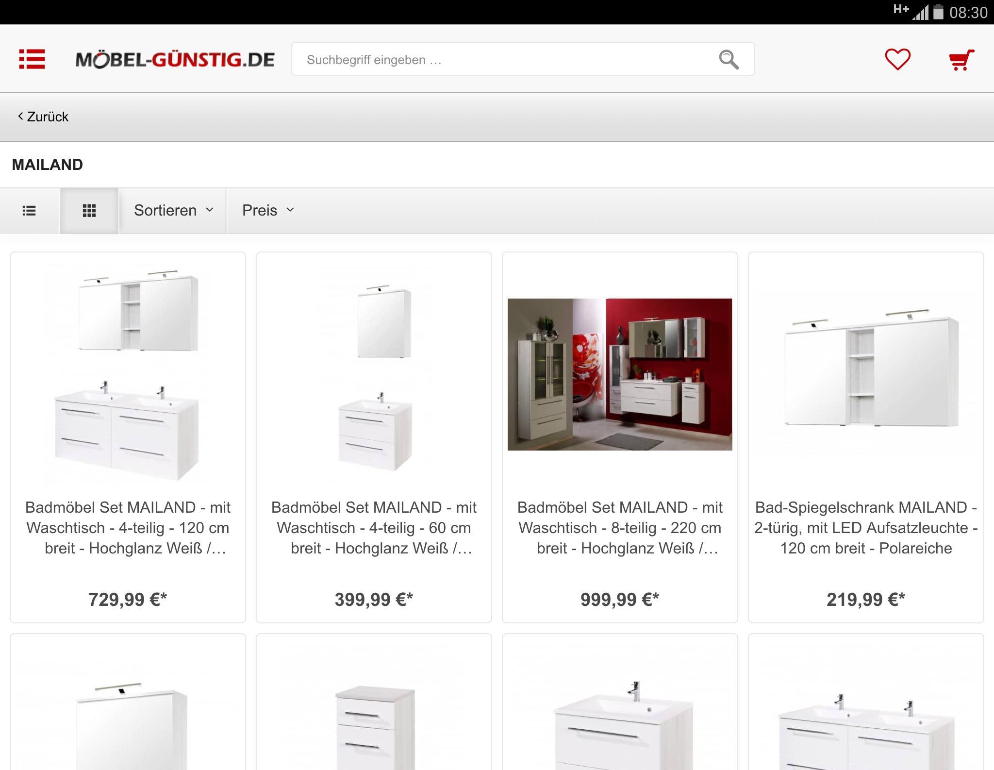 möbel-günstig.de for android - apk download