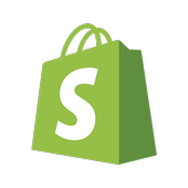 Shopify-icoon